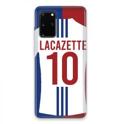 Coque Pour Samsung Galaxy S20 Personnalisee Maillot Football Olympique Lyonnais Domicile