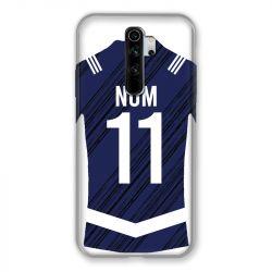 Coque Pour Xiaomi Redmi Note 8 Pro Personnalisee Maillot Footbal Girondins Bordeaux
