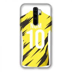 Coque Pour Xiaomi Redmi Note 8 Pro Personnalisee Maillot Football Borussia Dortmund