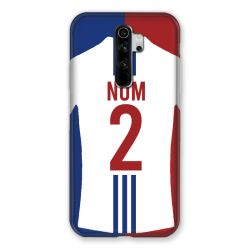 Coque Pour Xiaomi Redmi Note 8 Pro Personnalisee Maillot Football Olympique Lyonnais Domicile