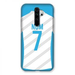 Coque Pour Xiaomi Redmi Note 8 Pro Personnalisee Maillot Football Olympique Marseille Domicile