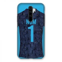 Coque Pour Xiaomi Redmi Note 8 Pro Personnalisee Maillot Football Olympique Marseille Exterieur