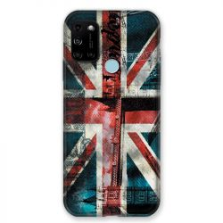 Coque Pour Wiko View 5 / View 5 Plus Angleterre UK Jean's