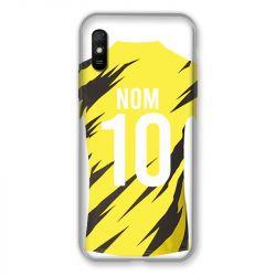Coque Pour Xiaomi Redmi 9A Personnalisee Maillot Football Borussia Dortmund