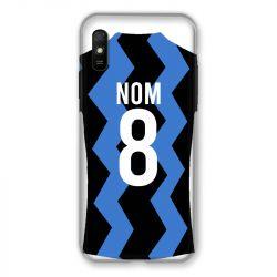 Coque Pour Xiaomi Redmi 9A Personnalisee Maillot Football FC Inter Milan
