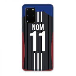 Coque Pour Samsung Galaxy S20 Plus Personnalisee Maillot Football Olympique Lyonnais Exterieur