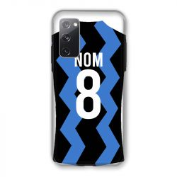 Coque Pour Samsung Galaxy S20 FE / S20FE personnalisee Maillot Football FC Inter Milan