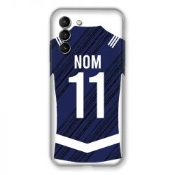 Coque Pour Samsung Galaxy S21 Personnalisee Maillot Footbal Girondins Bordeaux