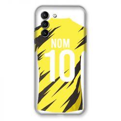 Coque Pour Samsung Galaxy S21 Personnalisee Maillot Football Borussia Dortmund