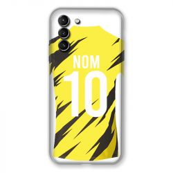 Coque Pour Samsung Galaxy S21 Plus Personnalisee Maillot Football Borussia Dortmund