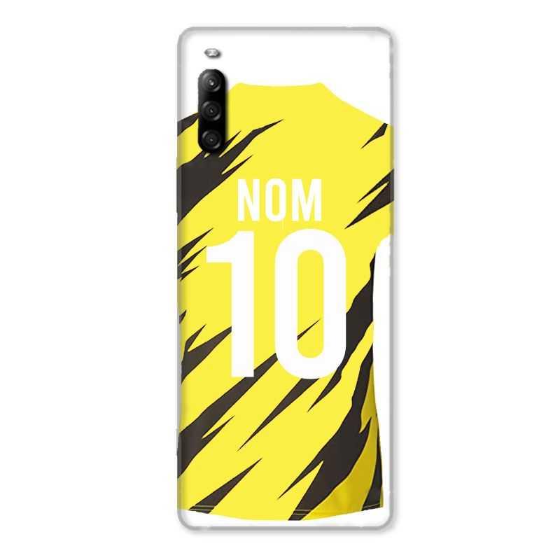 Coque Pour Sony Xperia L4 Personnalisee Maillot Football Borussia Dortmund