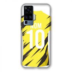 Coque Pour Vivo X51 Personnalisee Maillot Football Borussia Dortmund