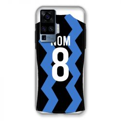 Coque Pour Vivo X51 Personnalisee Maillot Football FC Inter Milan