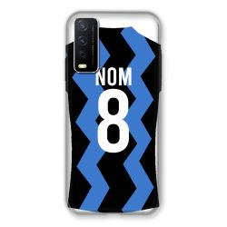 Coque Pour Vivo Y11S Personnalisee Maillot Football FC Inter Milan