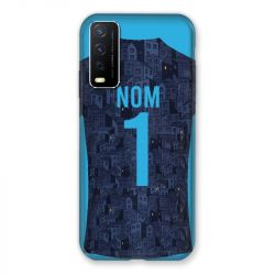 Coque Pour Vivo Y11S Personnalisee Maillot Football Olympique Marseille Exterieur