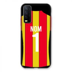 Coque Pour Vivo Y11S Personnalisee Maillot Football RC Lens