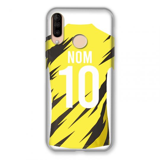 Coque Pour Wiko View 3 / View3 Personnalisee Maillot Football Borussia Dortmund