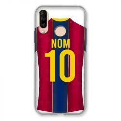 Coque Pour Wiko View 3 / View3 Personnalisee Maillot Football FC Barcelone