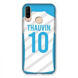 Coque Pour Wiko View 3 / View3 Personnalisee Maillot Football Olympique Marseille Domicile