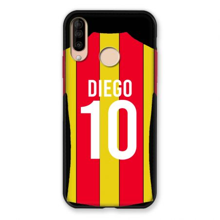 Coque Pour Wiko View 3 / View3 Personnalisee Maillot Football RC Lens