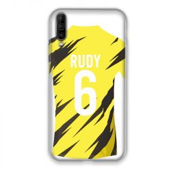 Coque Pour Wiko View 4 Personnalisee Maillot Football Borussia Dortmund
