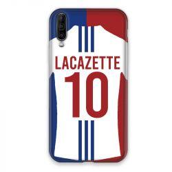 Coque Pour Wiko View 4 Lite Personnalisee Maillot Football Olympique Lyonnais Domicile