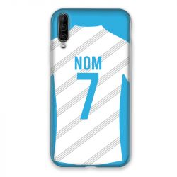 Coque Pour Wiko View 4 Personnalisee Maillot Football Olympique Marseille Domicile