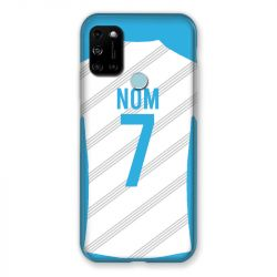 Coque Pour Wiko View 5 Personnalisee Maillot Football Olympique Marseille Domicile