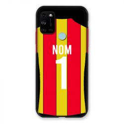 Coque Pour Wiko View 5 Personnalisee Maillot Football RC Lens