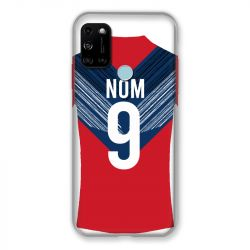 Coque Pour Wiko View 5 Plus Personnalisee Maillot Football LOSC Lille