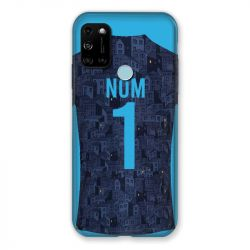 Coque Pour Wiko View 5 Plus Personnalisee Maillot Football Olympique Marseille Exterieur