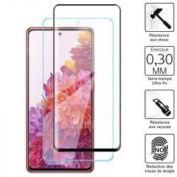 Vitre protection / Verre trempé 3D pour Samsung Galaxy S20 FE / S20FE