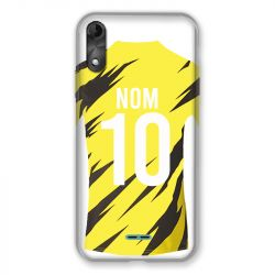 Coque Pour Wiko Y51 Personnalisee Maillot Football Borussia Dortmund