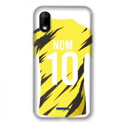 Coque Pour Wiko Y60 Personnalisee Maillot Football Borussia Dortmund
