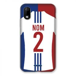Coque Pour Wiko Y60 Personnalisee Maillot Football Olympique Lyonnais Domicile