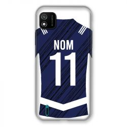 Coque Pour Wiko Y62 Personnalisee Maillot Footbal Girondins Bordeaux