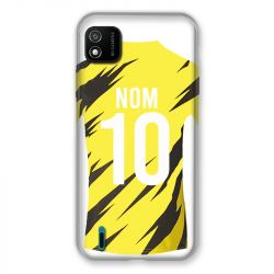 Coque Pour Wiko Y62 Personnalisee Maillot Football Borussia Dortmund