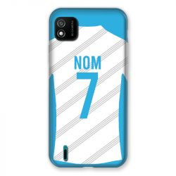 Coque Pour Wiko Y62 Personnalisee Maillot Football Olympique Marseille Domicile