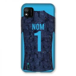 Coque Pour Wiko Y62 Personnalisee Maillot Football Olympique Marseille Exterieur