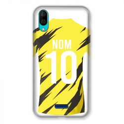Coque Pour Wiko Y80 Personnalisee Maillot Football Borussia Dortmund