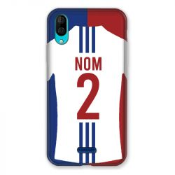 Coque Pour Wiko Y80 Personnalisee Maillot Football Olympique Lyonnais Domicile