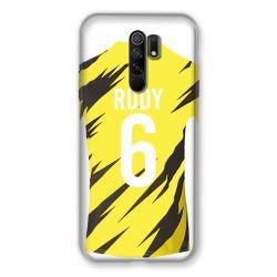 Coque Pour Xiaomi Redmi 9 Personnalisee Maillot Football Borussia Dortmund