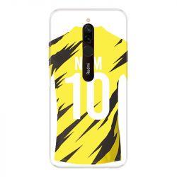 Coque Pour Xiaomi Redmi 8 Personnalisee Maillot Football Borussia Dortmund