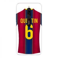 Coque Pour Xiaomi Redmi 8 Personnalisee Maillot Football FC Barcelone