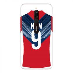 Coque Pour Xiaomi Redmi 8 Personnalisee Maillot Football LOSC Lille