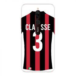 Coque Pour Xiaomi Redmi 8 Personnalisee Maillot Football Milan AC