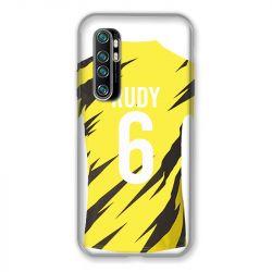 Coque Pour Xiaomi Mi Note 10 Lite Personnalisee Maillot Football Borussia Dortmund