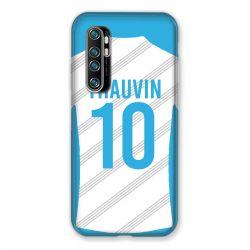 Coque Pour Xiaomi Mi Note 10 Lite Personnalisee Maillot Football Olympique Marseille Domicile