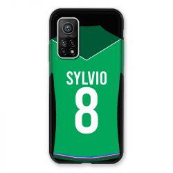 Coque pour Xiaomi Mi 10T / Mi 10T Pro personnalisee Maillot Football AS Saint Etienne