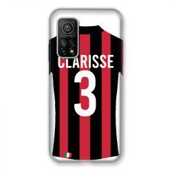 Coque pour Xiaomi Mi 10T / Mi 10T Pro personnalisee Maillot Football Milan AC